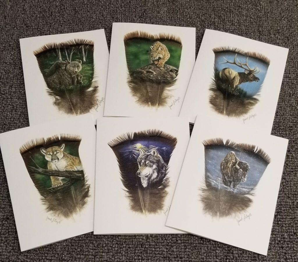 Wild Ones Notecards